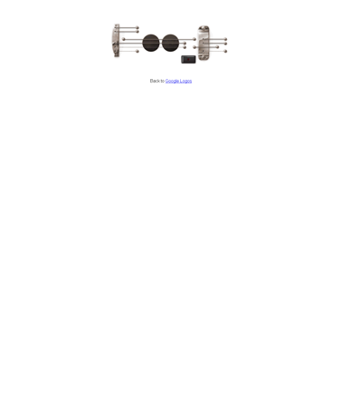 Google Les Paul (Les Paul's 96th Birthday)