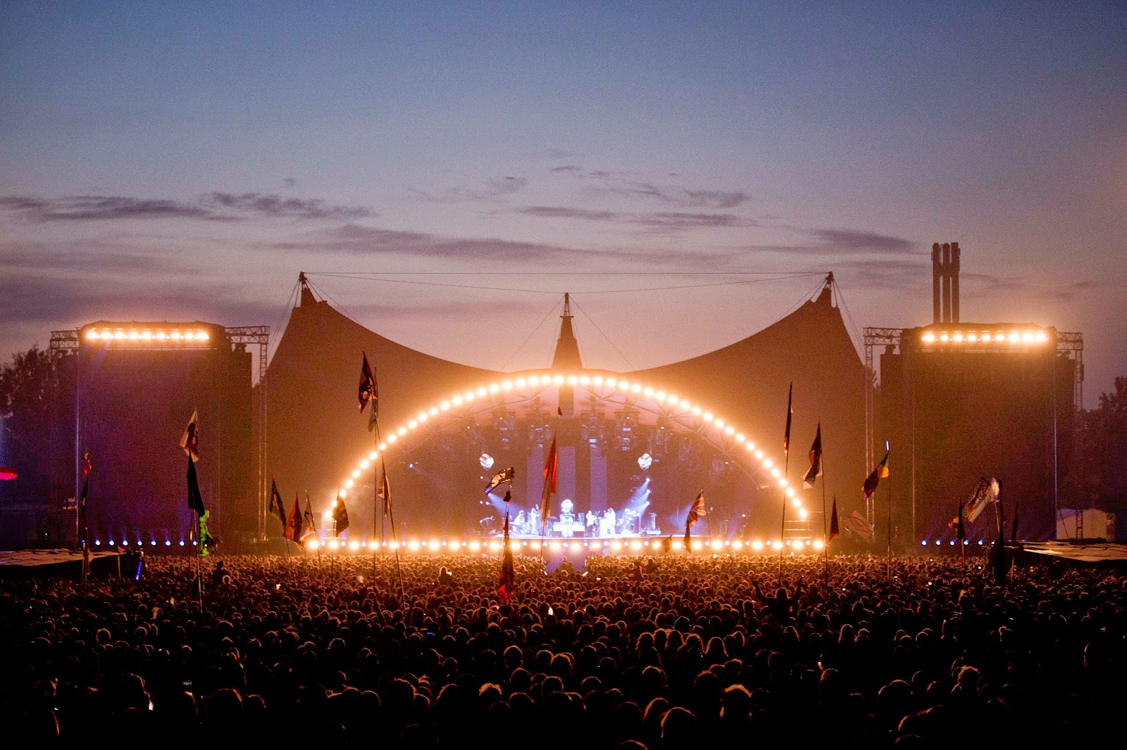 Roskilde Festival, 2014, Orange Stage