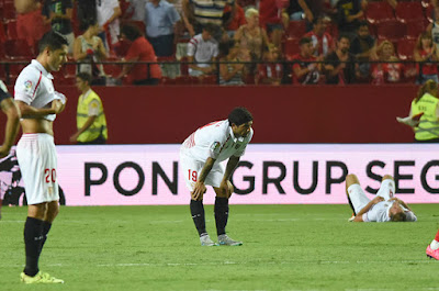 Crónica Sevilla FC 0 Vs Atlético de Madrid 3