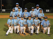 Tournament Champions - 12U San Marcos Slug Fest, Sept 2011