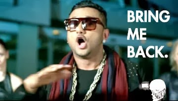 YO YO HONEY SINGH BRING ME BACK LYRICS (Mujhe Heer Se Milaado)
