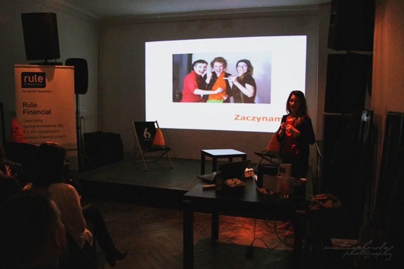 Geek Girls Carrots, Rule Financial, 6 Dzielnica, spotkanie kobiet, branża IT, fotografia Ewelina Choroba