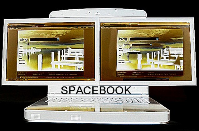 dual screen spacebook