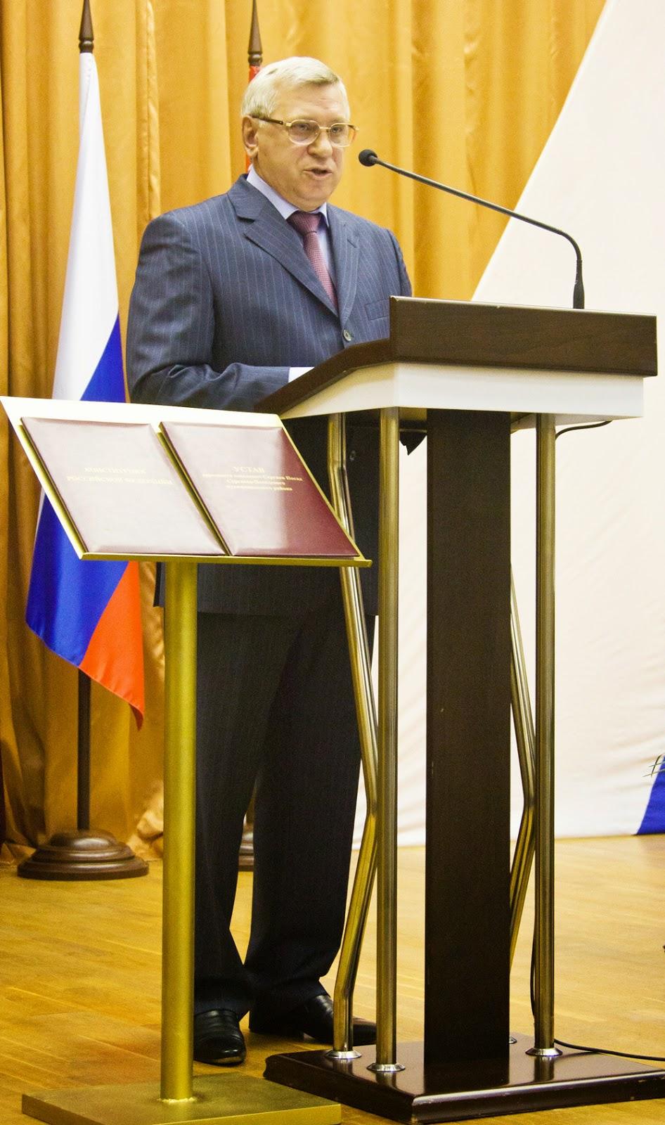 Василий Гончаров Сергиев Посад