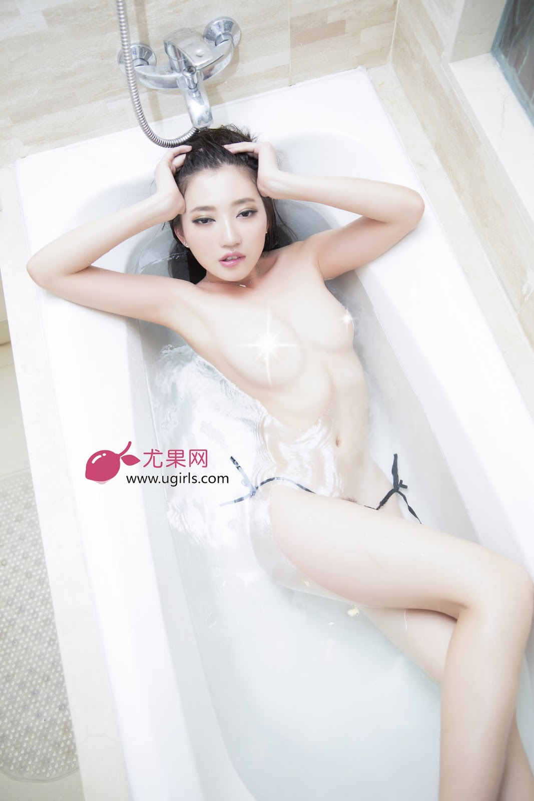 A14A5676 - Hot Model UGIRLS NO.8