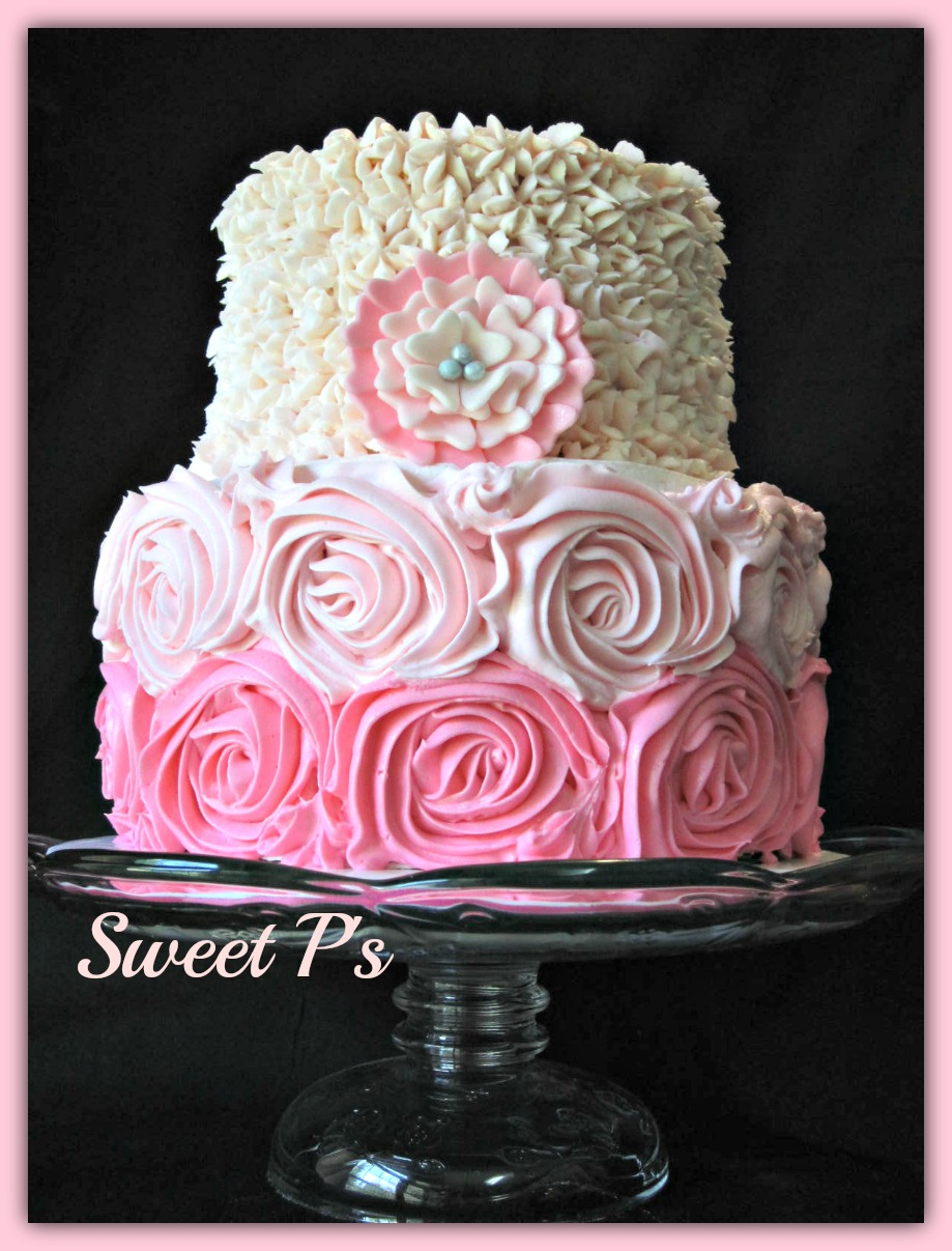 Sweet P\'s Cake Decorating & Baking Blog