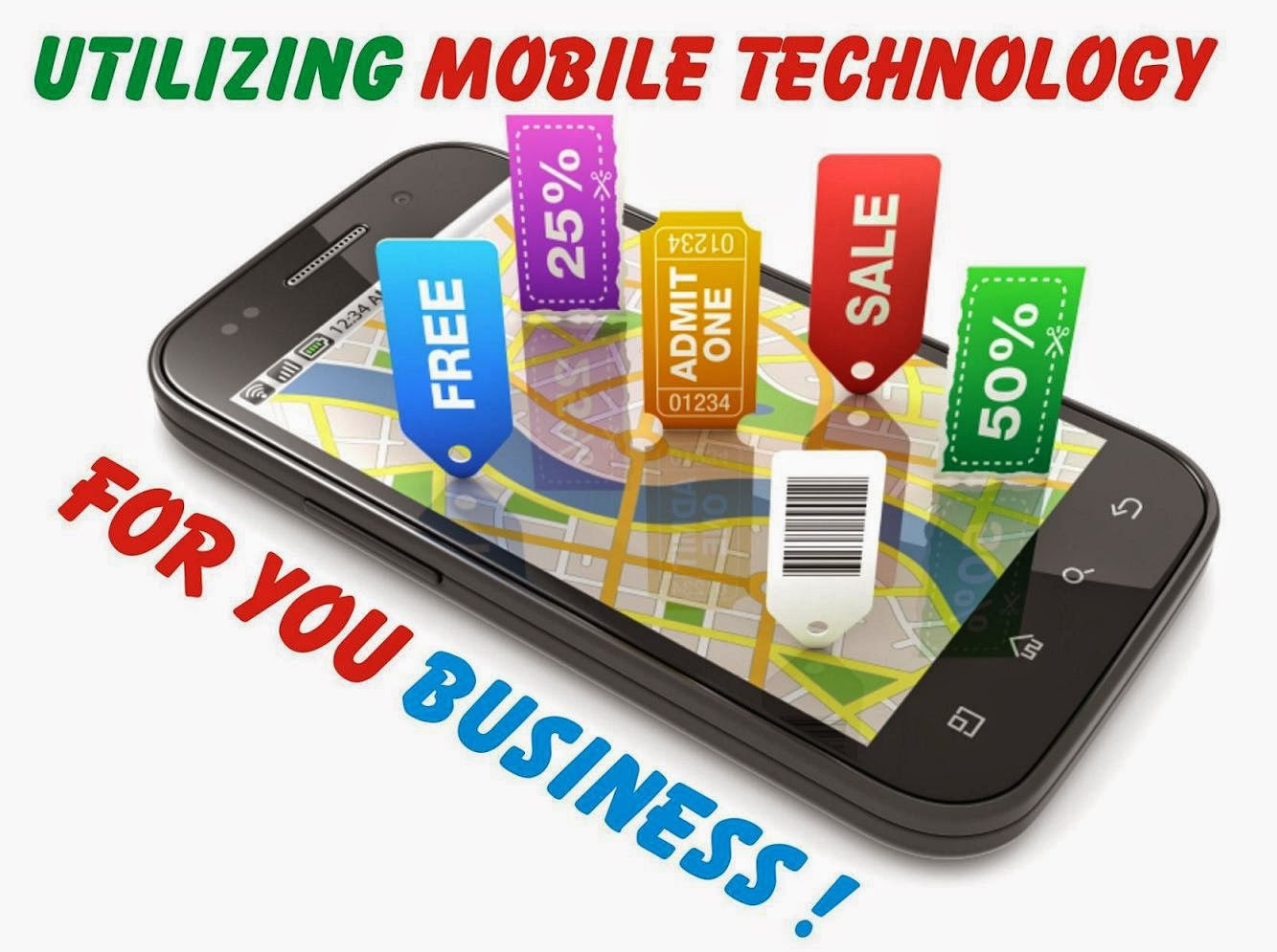 Utilizing Mobile Technology for Your Business !