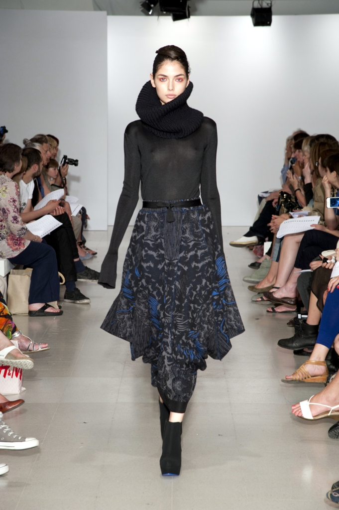 The Style Examiner: Royal College of Art 2012 Womenswear Fashion ...