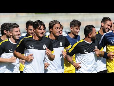 Juventus-Val D'aosta streaming