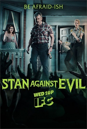 Stan Against Evil - 3ª Temporada Legendada Séries Torrent Download capa