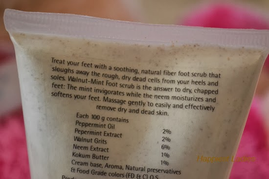 The-Nature's-Co-Walnut-Mint-Scrub-+-Home-remedies-for-cracked-heels