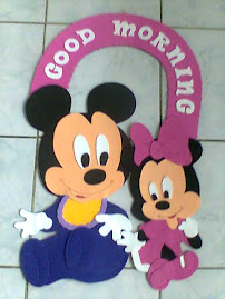 Baby Mickey y Minnie