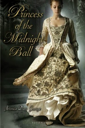 Review of Princess of the Midnight Ball by Jessica Day George - this site has short, honest, funny reviews!
