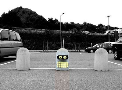 Funny Street Art Of OaKoAk Seen On www.coolpicturegallery.us