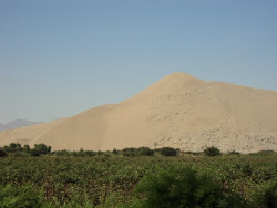 EL CERRO MANCHAN