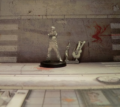 Hasslefree Miniatures Survivors Alternative Zombicide Bubba