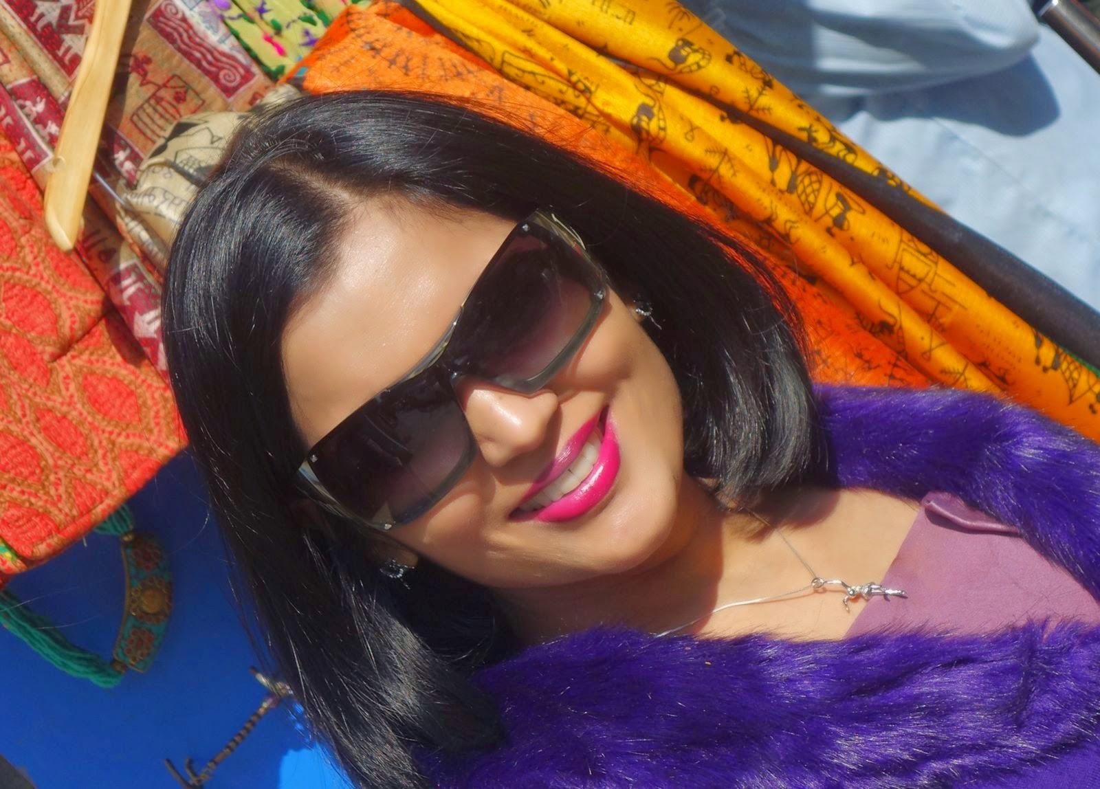 lifestyle blogger Delhi