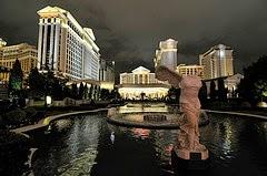 Las Vegas. Caesar's Palace Casino