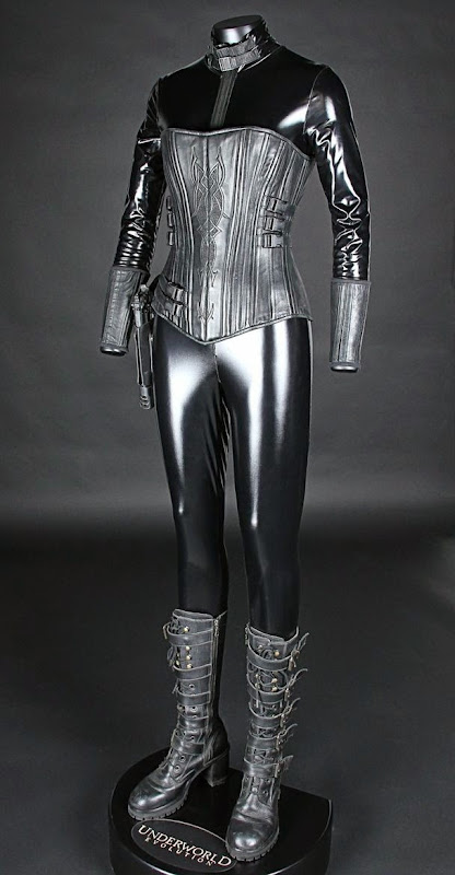 Selene Death Dealer movie costume Underworld Evolution