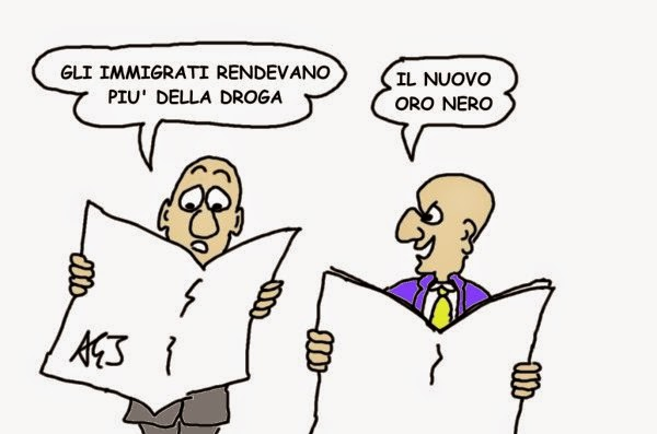 Mafiacapitale, satira