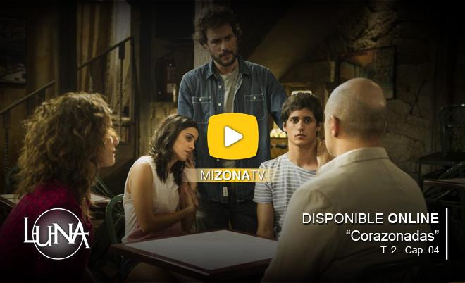 Luna El misterio de Calenda 1x04 online