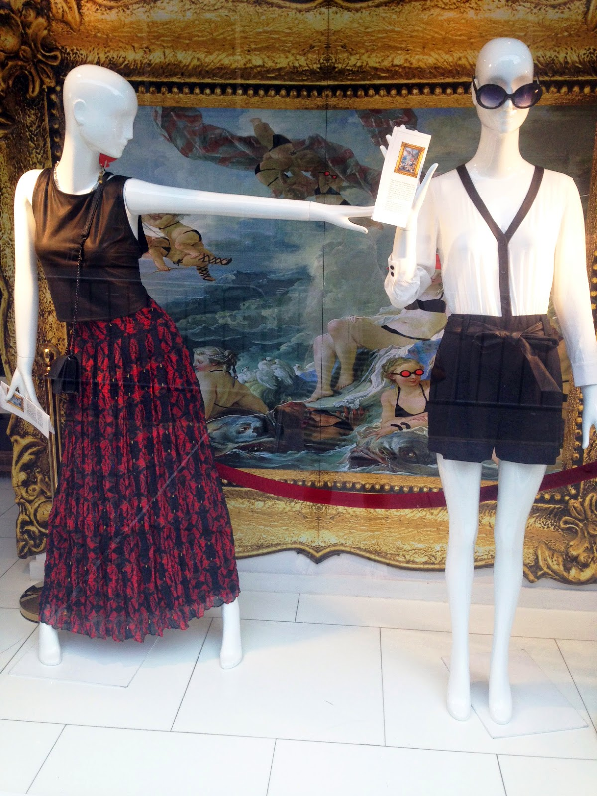 summer 2014 fashion trends in New York