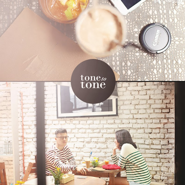 [ PHOTOSHOOT ] for tonetotone shop