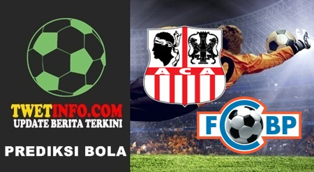 Prediksi AC Ajaccio vs Bourg en Bresse