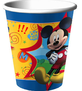 Disney Mickey Fun and Friends 9 oz. Paper Cup