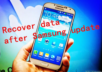 Data recovery for samsung