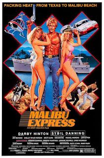 Watch Malibu Express (1985) movie free online