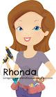 SCRAPHAPPENS WITH RHONDA