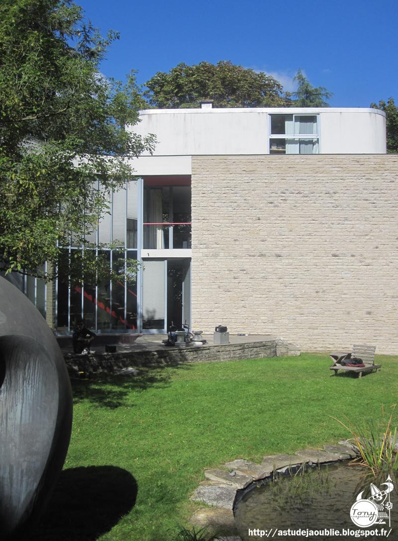 meudon bellevue villa atelier d 39 andr bloc andr bloc. Black Bedroom Furniture Sets. Home Design Ideas
