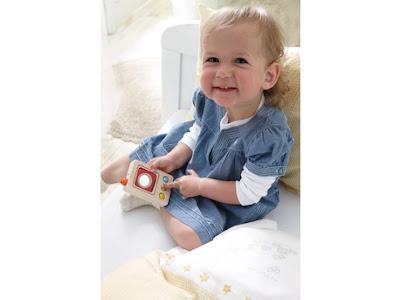 elegir los juguetes para bebes