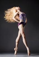 Ballerina calves