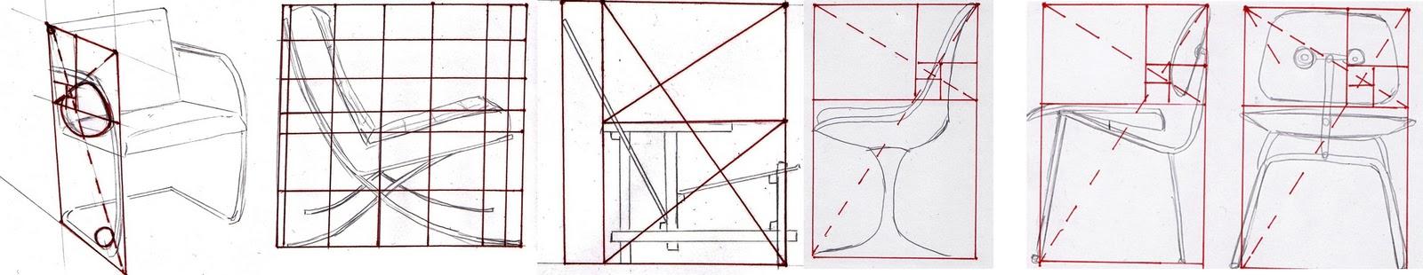Cecilia polidori twice design e m la sezione aurea for Sedia barcellona
