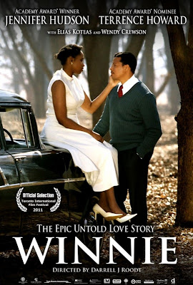 Jennifer Hudson & Terrence Howard à l'affiche du film « Winnie »