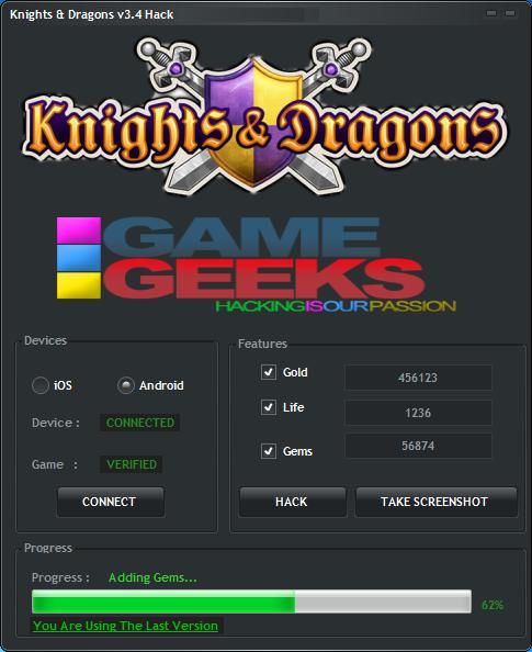 this knights dragons hack knights and dragons codes tools 100 % work