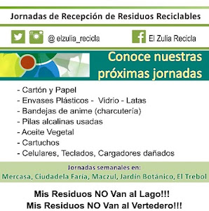 Programa El Zulia Recicla