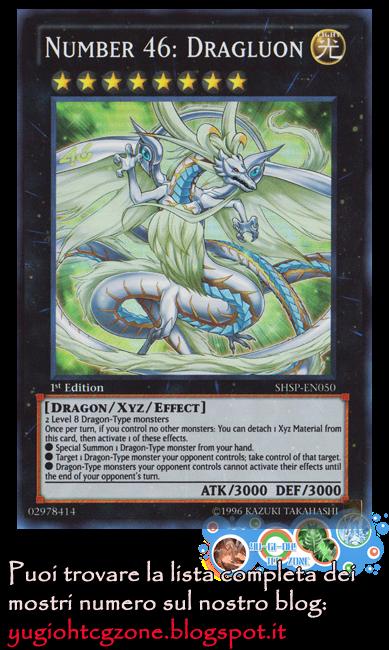 Number 46: Dragluon