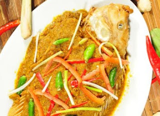 Resep Masakan Gurame Pesmol