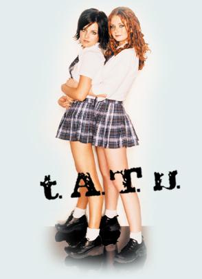canciones tatu all the things she said: