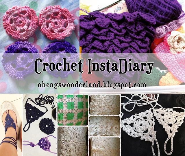 Crochet InstaDiary
