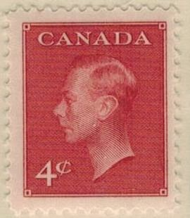 For Artistic Reasons The Words Postes And Postage Found On Canadian Stamps Since Release Of 1929 Scroll Issue Were Omitted In Original
