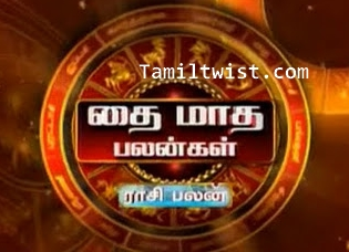 rasi palan january 16th 2012 online at tamiltwist com sun tv thai