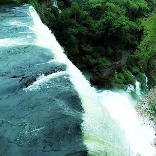 Cabeceira do Salto Bossetti, Parque Nacional Iguazú, Puerto Iguazú.