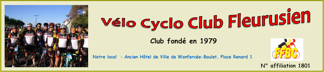 ASBL Vélo Cyclo Club Fleurusien