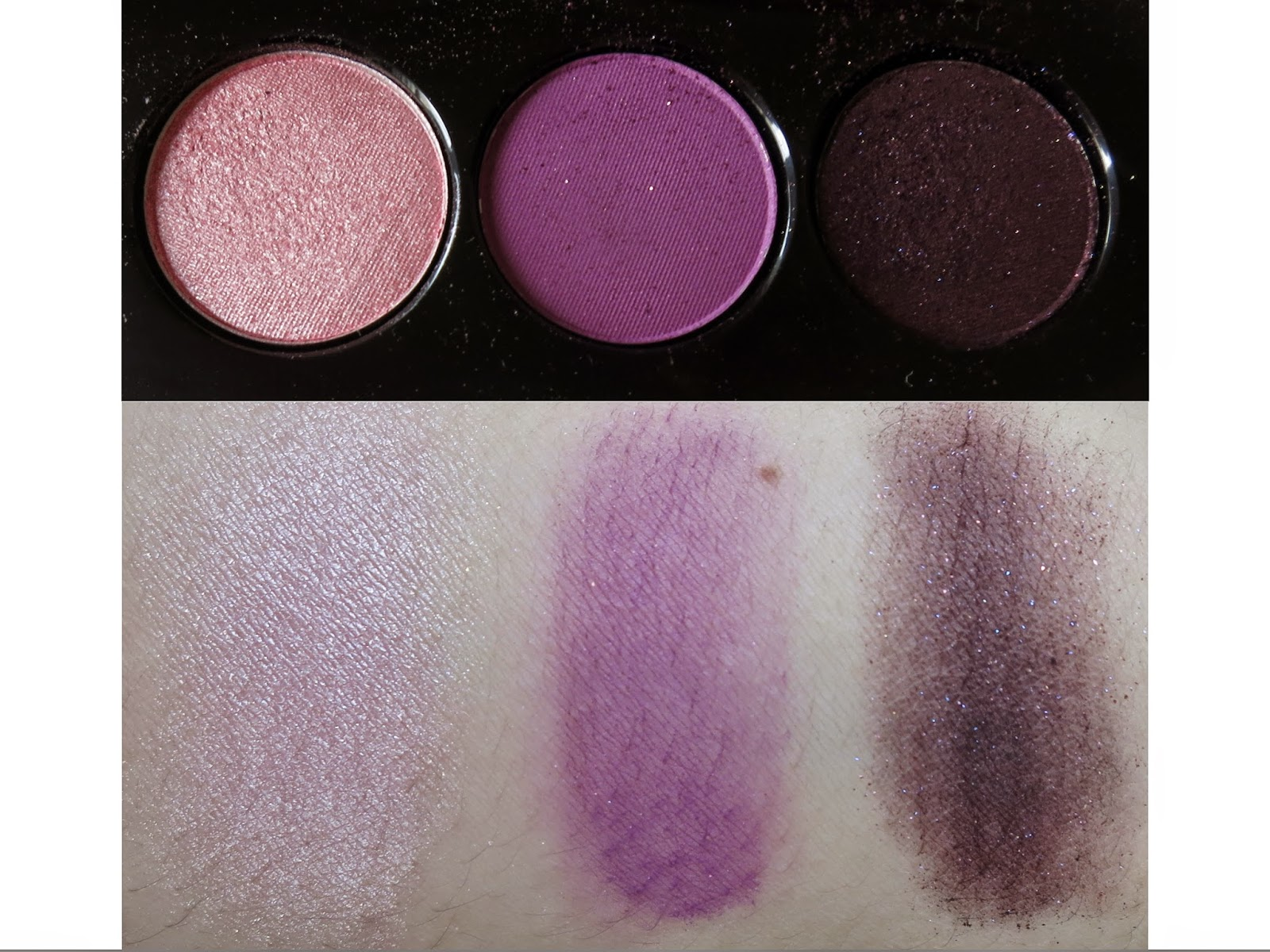 Marc Jacob Beauty palette fard à paupière Style Eye-Con No.7 The Tease
