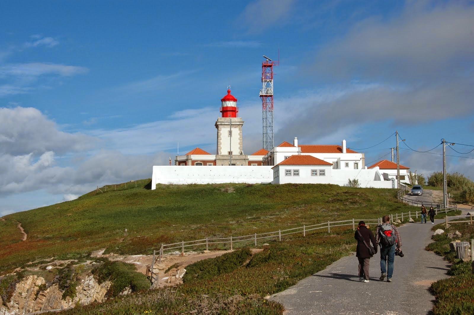 Cabo da Roca Deniz Feneri