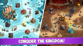 Kingdom Rush Vengeance Mod Apk Data